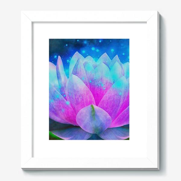 Картина «Мистический цветок лотоса»