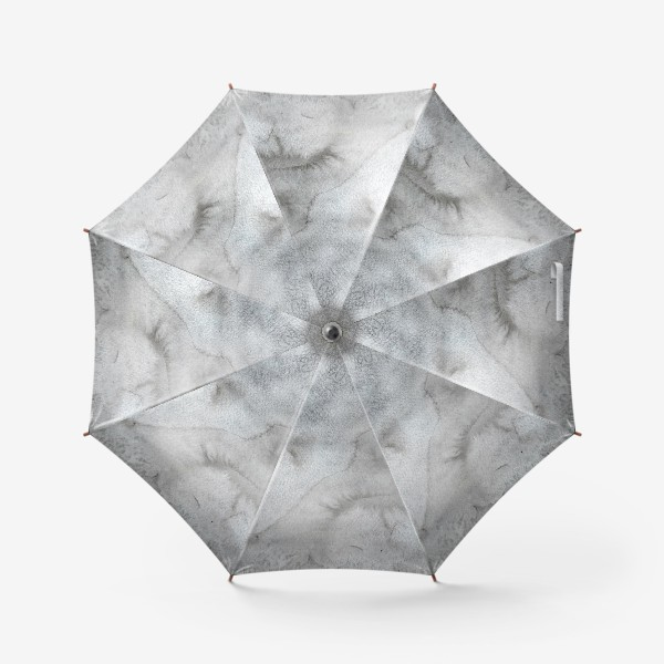 Зонт «Абстрактный акварельный фон с пятнами краски.»