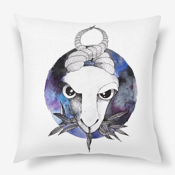 Подушка «Козерог»