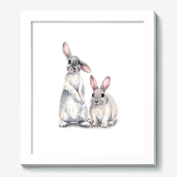 Картина «Кролики»