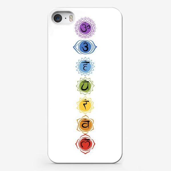 Чехол iPhone «Йога»
