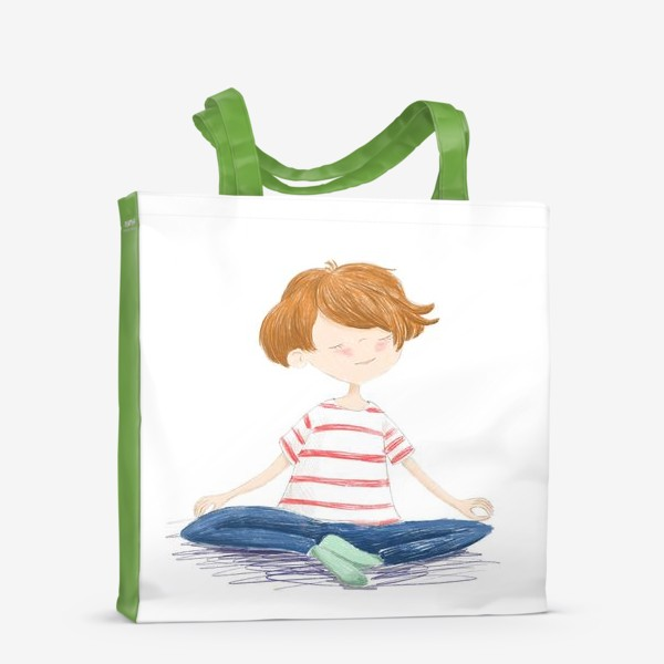 Сумка-шоппер «Дзен. Медитация»