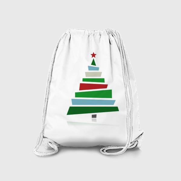 Рюкзак «Стильная елочка»