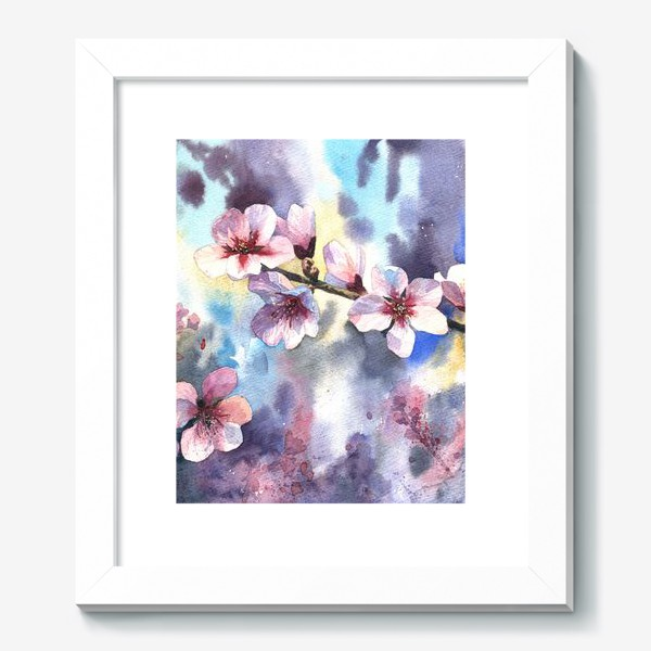 Картина «Цветущий миндаль»
