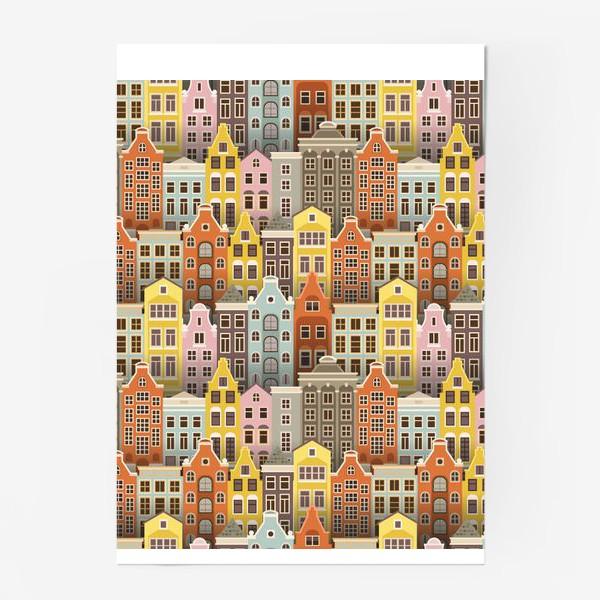 Постер «Amsterdam»