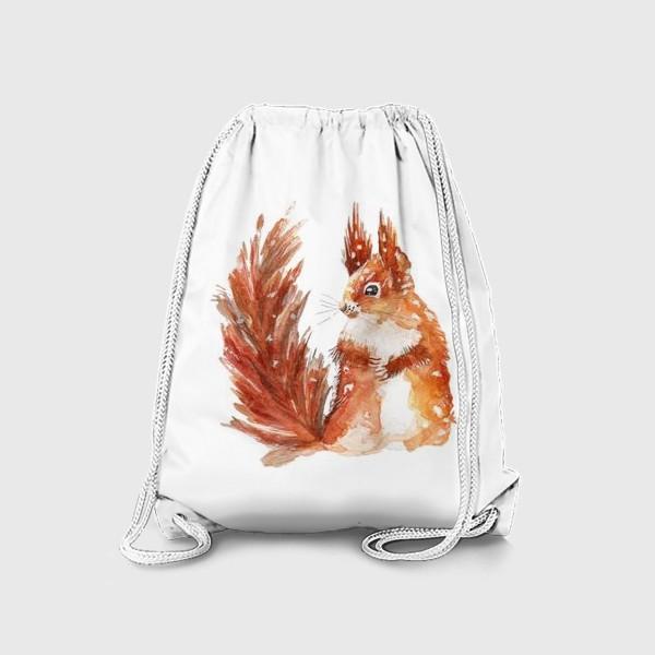 Рюкзак «Белочка»