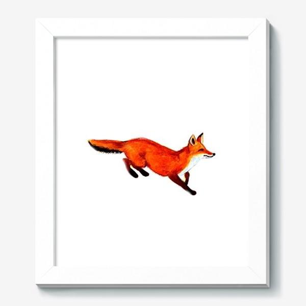 Картина «Лисичка»