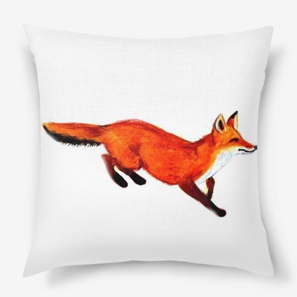 Подушка «Лисичка»