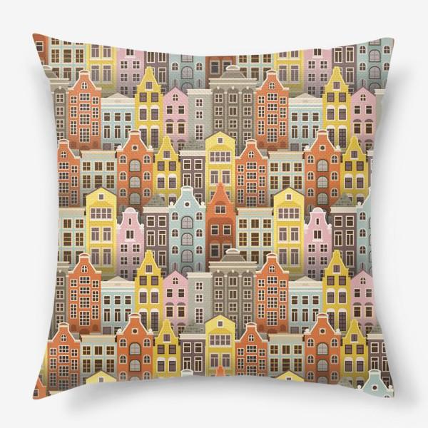 Подушка «Amsterdam»