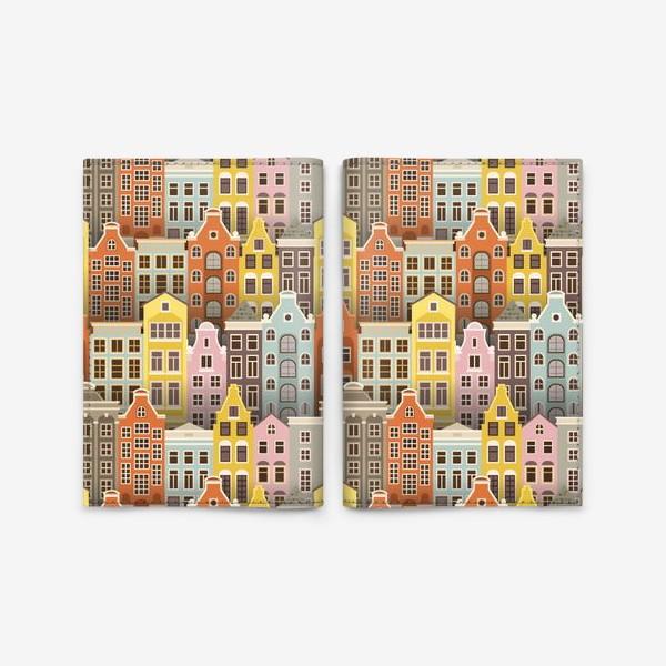 Обложка для паспорта «Amsterdam»