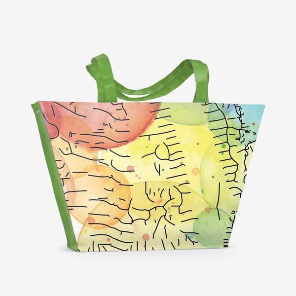 Пляжная сумка «ирпаволт2»