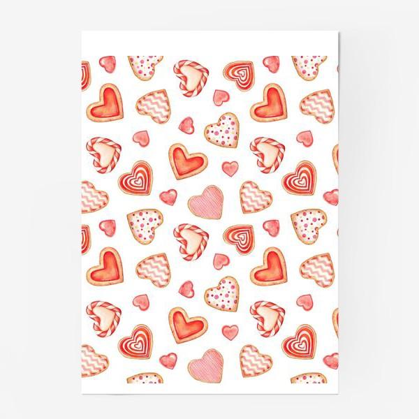 Постер «Sweet hearts»