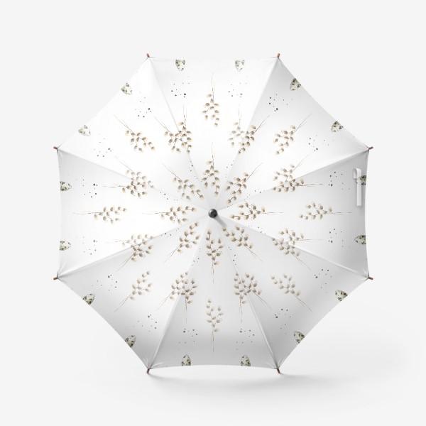 Зонт «Вербное воскресенье»