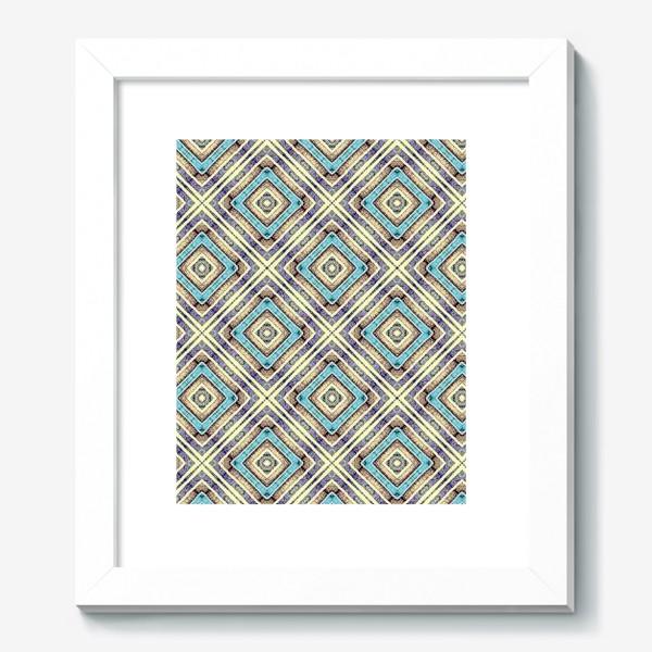 Картина «Геометрическая абстракция»