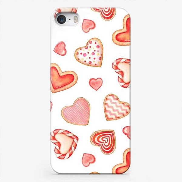 Чехол iPhone «Sweet hearts»