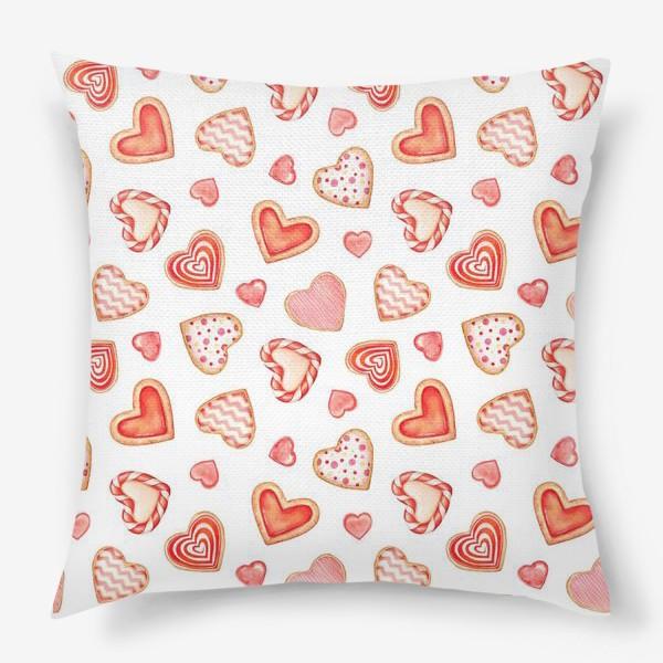 Подушка «Sweet hearts»