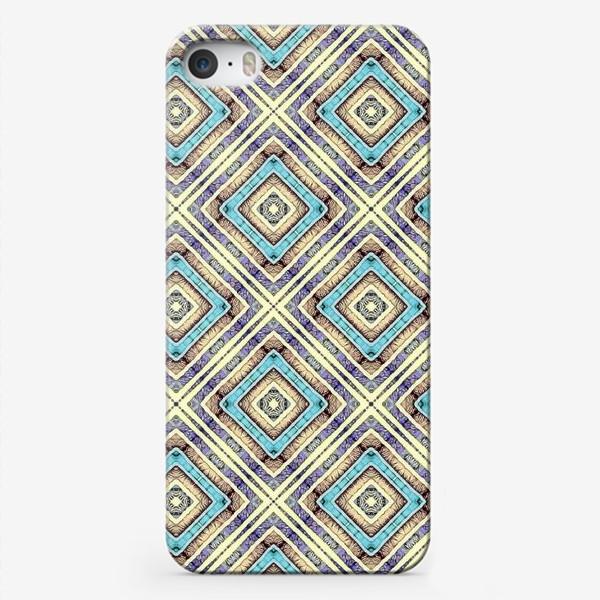 Чехол iPhone «Геометрическая абстракция»