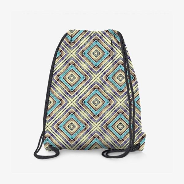 Рюкзак «Геометрическая абстракция»