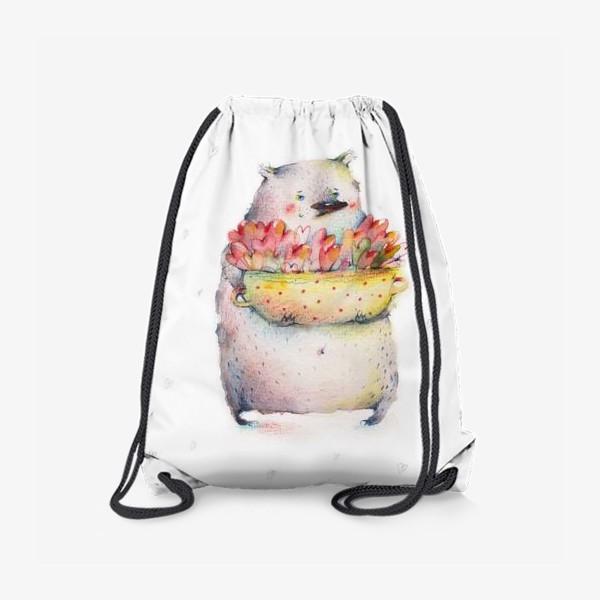 Рюкзак «Кастрюля, полная любви»