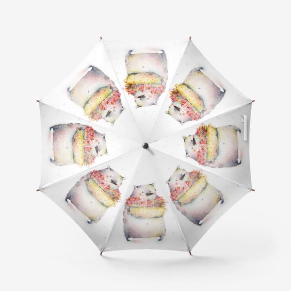 Зонт «Кастрюля, полная любви»