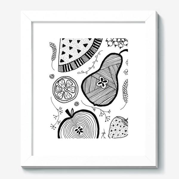 Картина «фруктовый салат»
