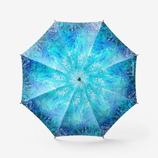 Зонт «Море маслом »