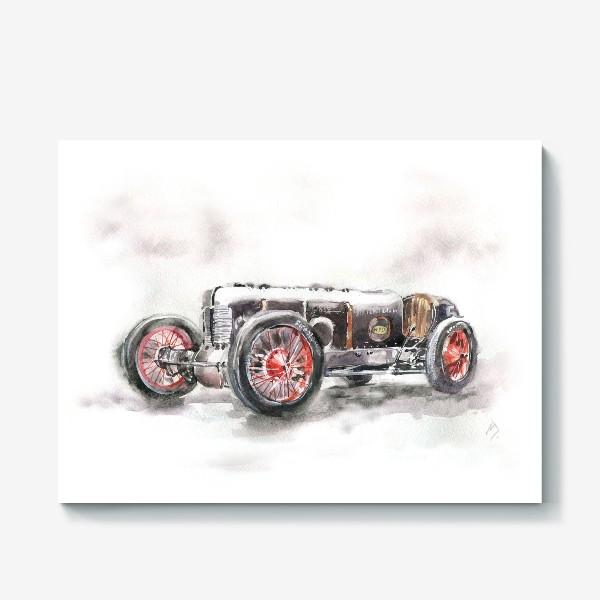 Холст «Автомобиль»