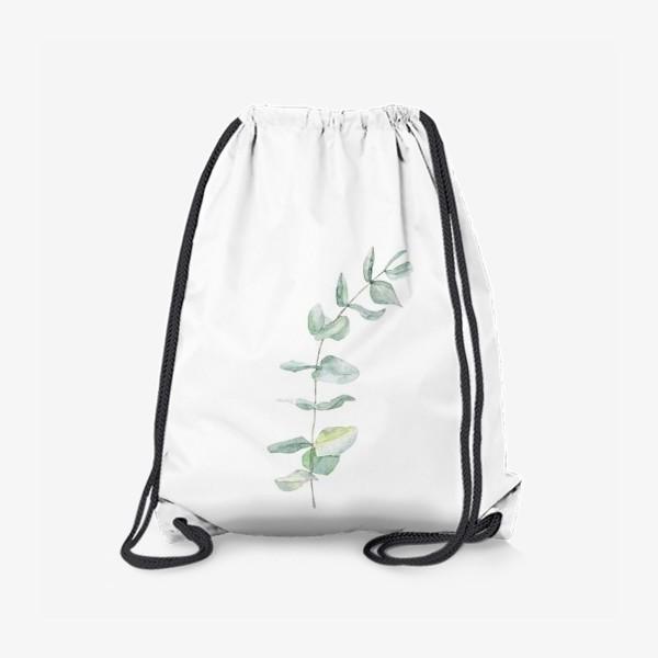 Рюкзак «Ветка эвкалипта»