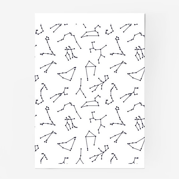Постер «Созвездия зодиакальные 2»