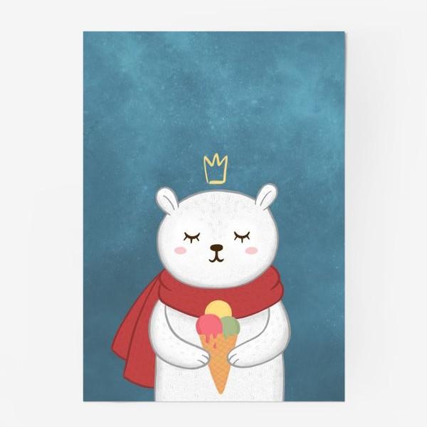 Постер «Белая медведица»