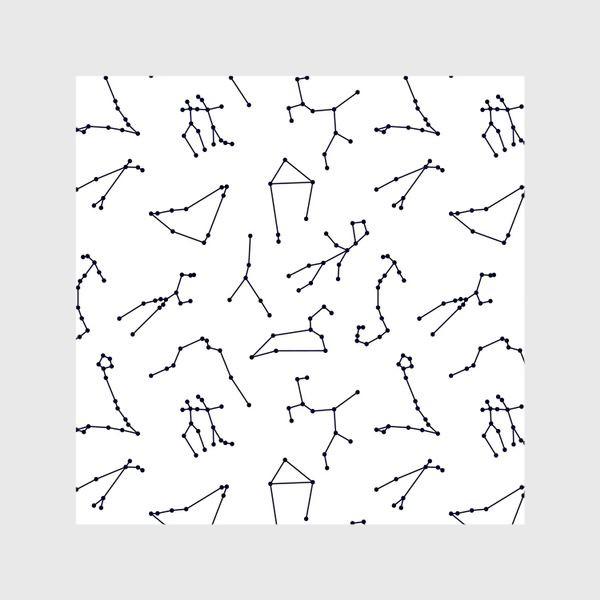 Шторы «Созвездия зодиакальные 2»