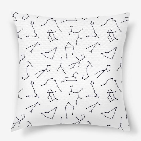 Подушка «Созвездия зодиакальные 2»