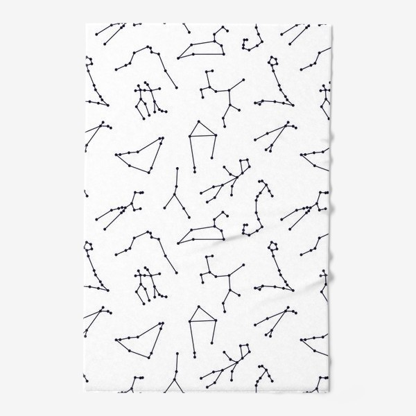 Полотенце «Созвездия зодиакальные 2»