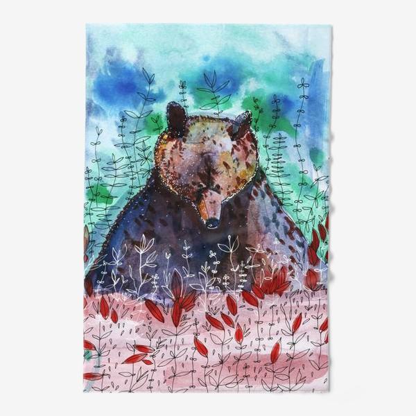 Полотенце «Добрый медвежонок»