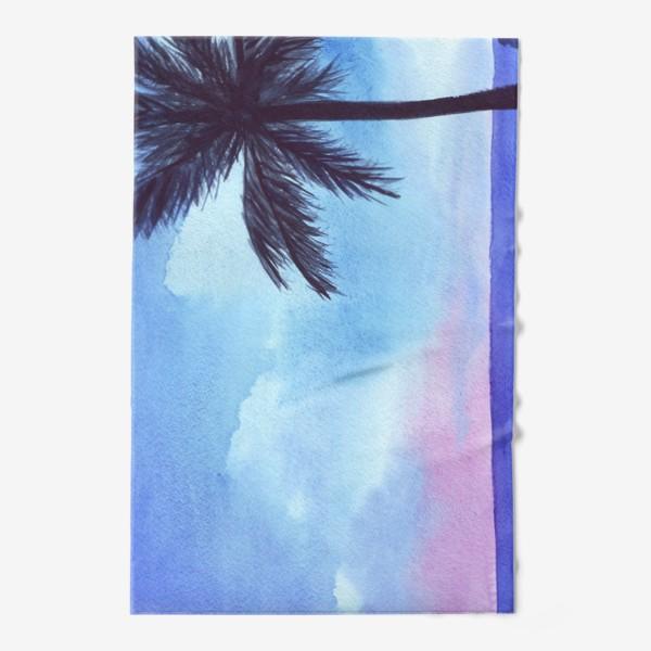 Полотенце «мечты о море»