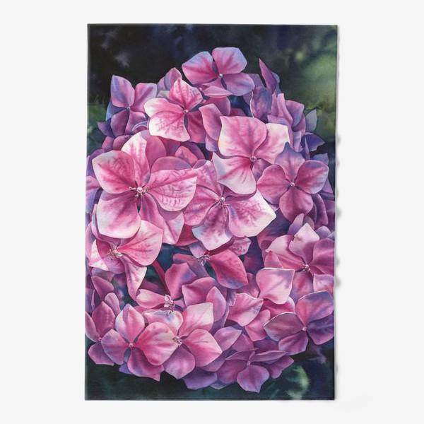 Полотенце «Spring hydrangea»