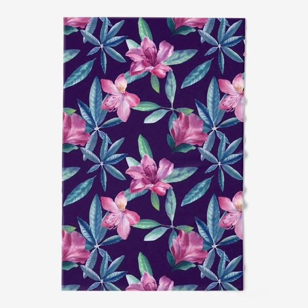 Полотенце «Rhododendron»