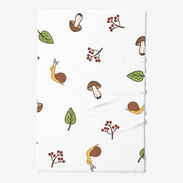 Полотенце «Весёлая осень»