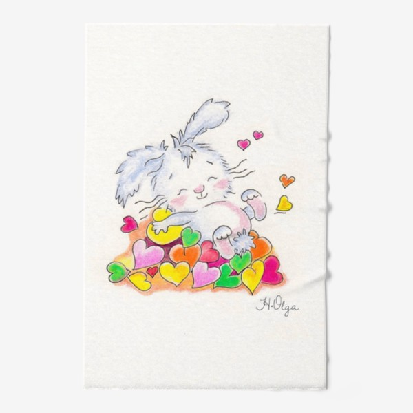 Полотенце «Зайчик»