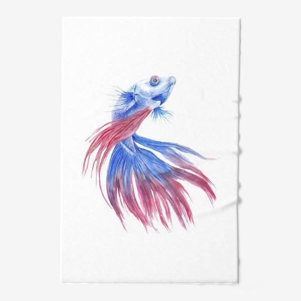 Полотенце «Рыба»