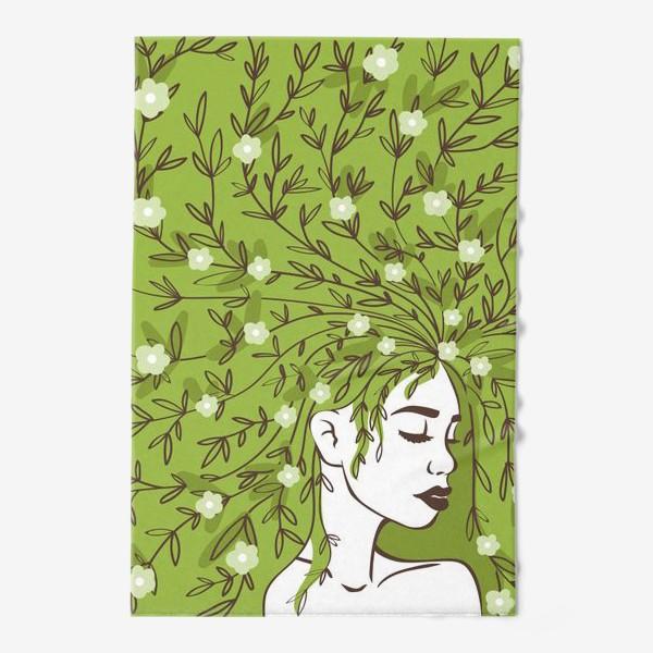 Полотенце «Цвети»