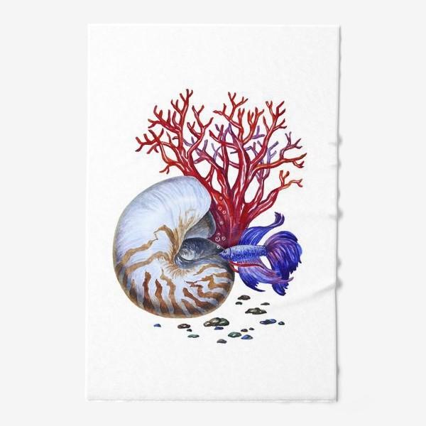 Полотенце «Водный мир »