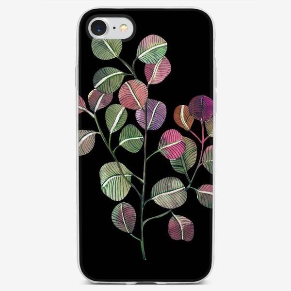 Чехол iPhone «Эвкалипт»