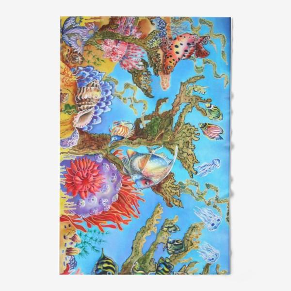 Полотенце «Коралловый риф »