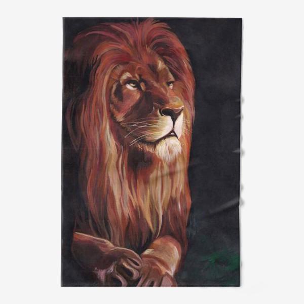 Полотенце «Царь»