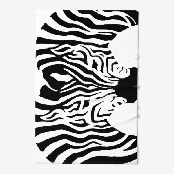 Полотенце «Зебры »