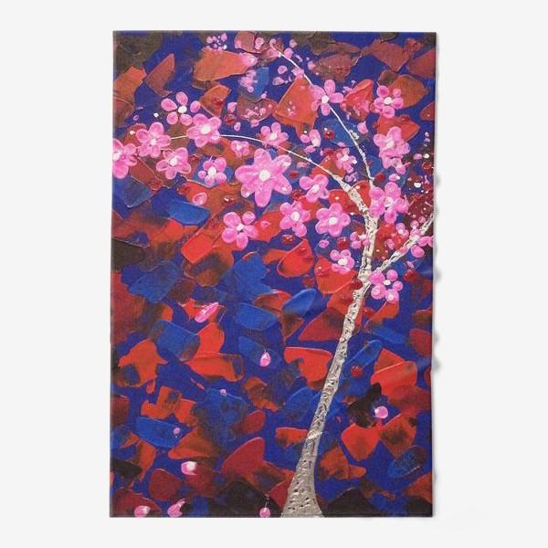 Полотенце «Цветущее Дерево»