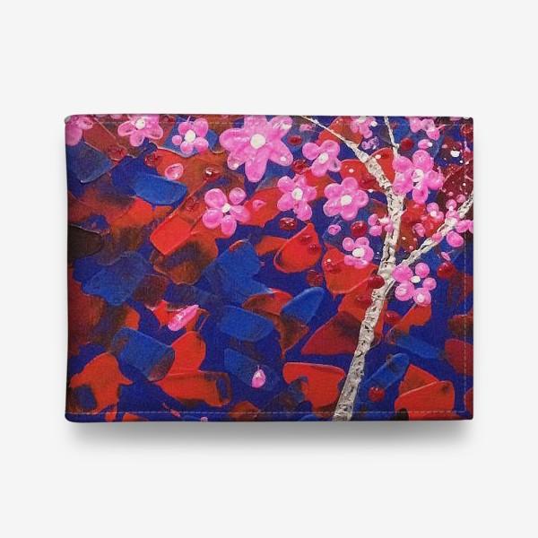 Кошелек «Цветущее Дерево»