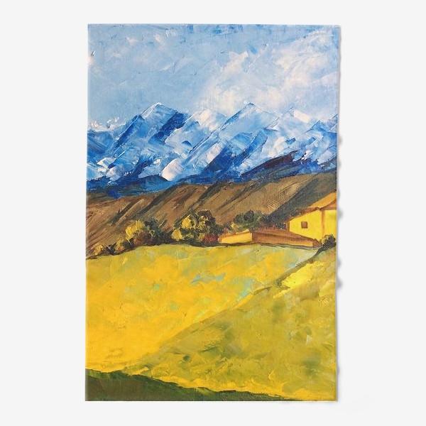 Полотенце «Горный пейзаж»