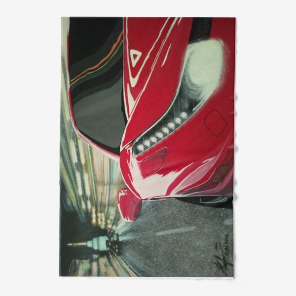 Полотенце «Ferrari 458.»